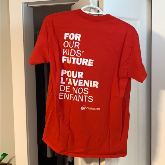 Red for Eduction tshirt